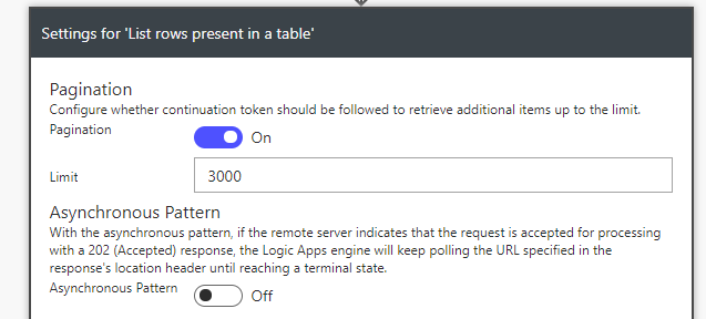 How to overcome 500 items limit in PowerApps - Michał