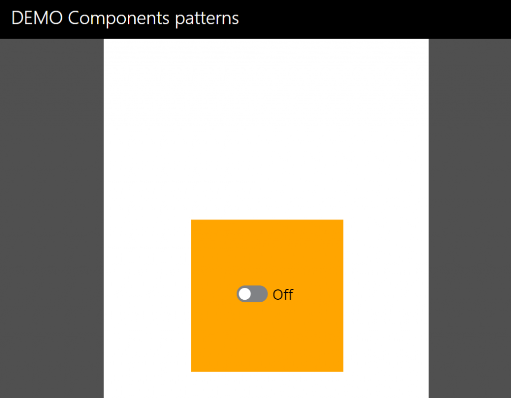 PowerApps components patterns - Michał Guzowski Consulting